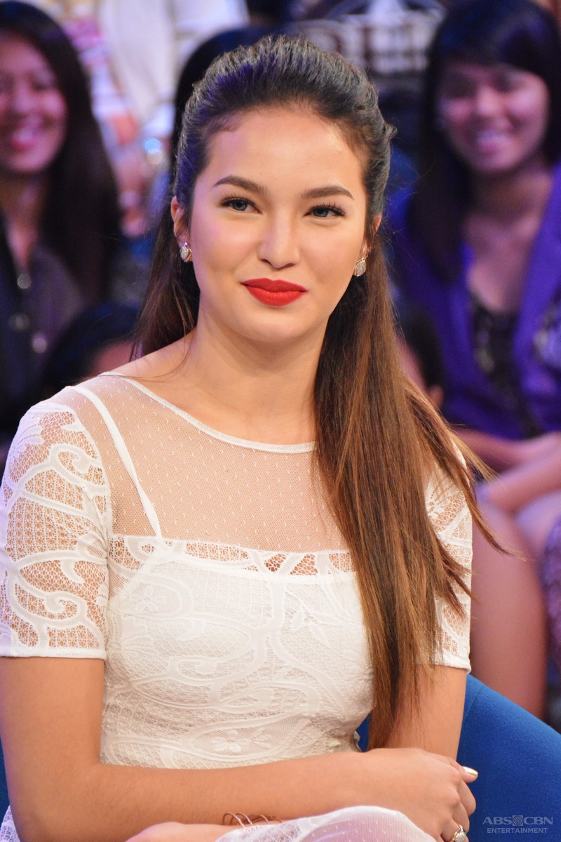 PHOTOS: Sarah Lahbati sets the GGV stage on fire