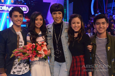 PHOTOS: PBB Lucky Season 7 Big 4's Big Visit to GGV