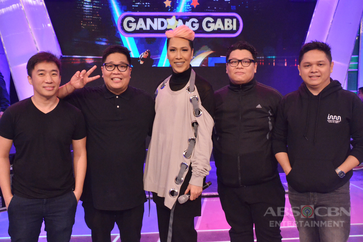 PHOTOS: Rakrakan at tawanan kasama ang Itchyworms sa GGV