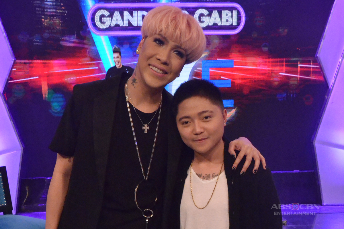 PHOTOS: #GGVTrueColors with Jake Zyrus