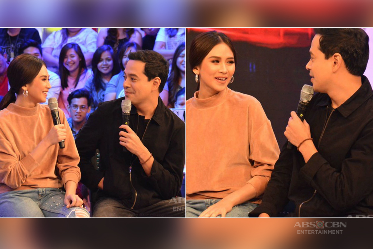 PHOTOS: Kilig at tawanan with #JLSarahOnGGV