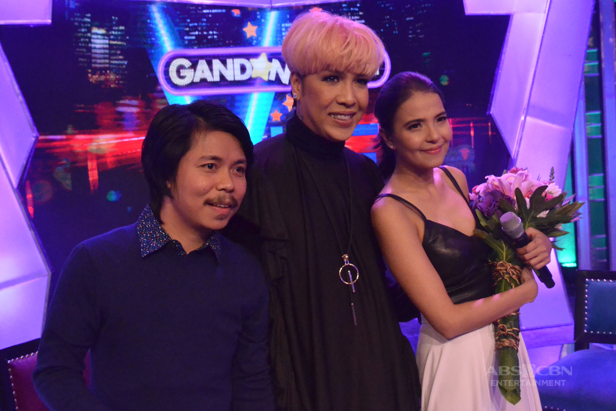 PHOTOS: #GGVPampaHappyKIta with Kita Kita stars Alessandra and Empoy