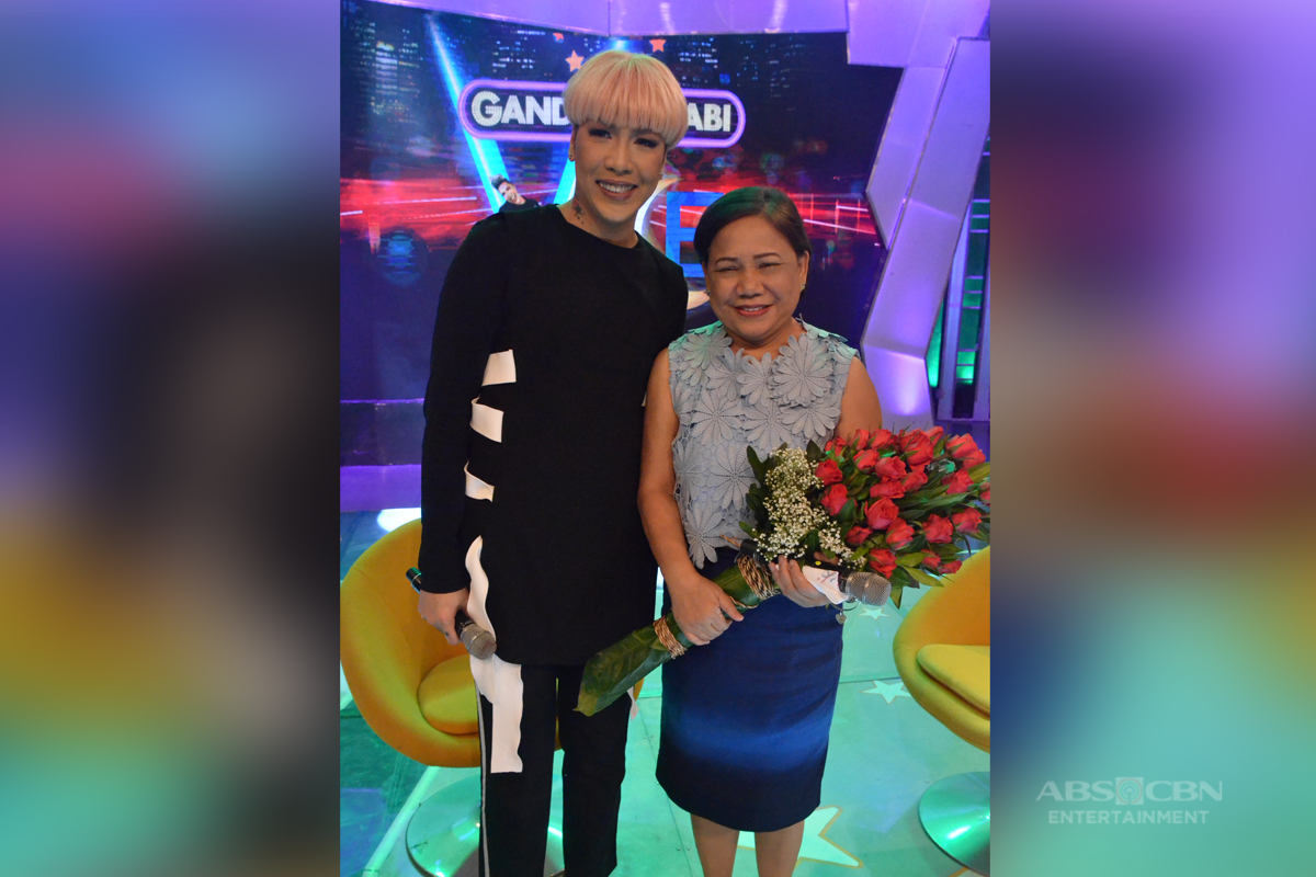 PHOTOS: Sen. Cynthia Villar, palaban din sa kulitan on GGV!