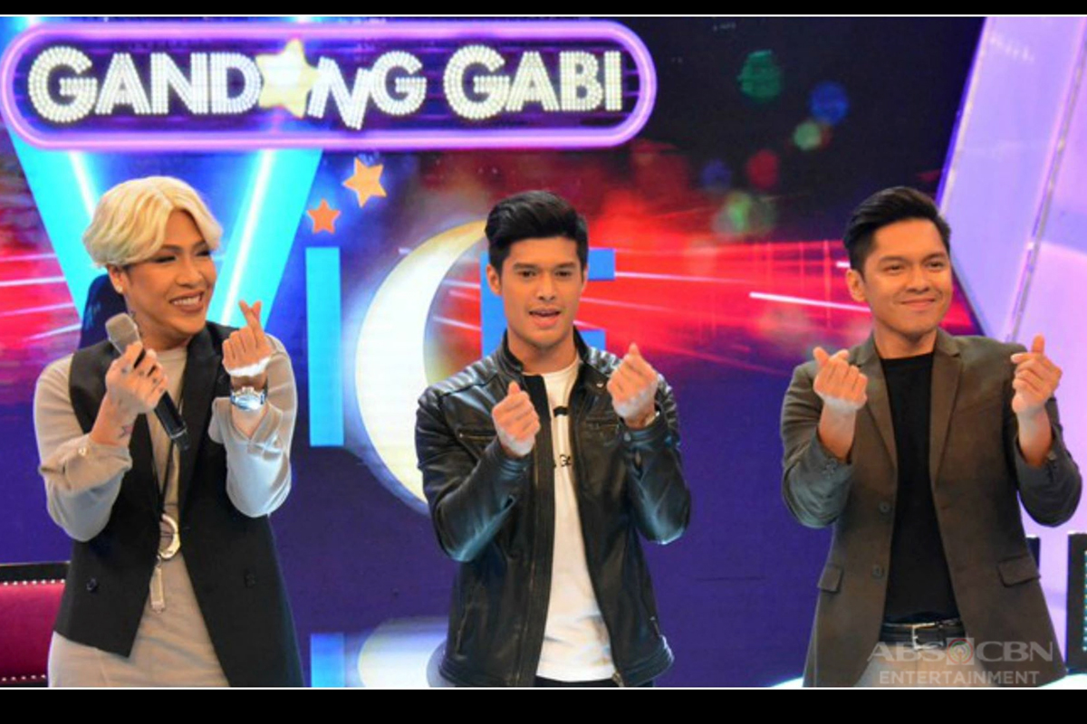 ABANGAN: #GGVTheBetterLaugh with Carlo and JC