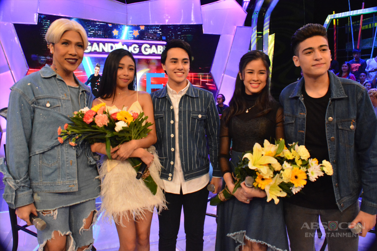 PHOTOS: #GGVLaughingInTandem with MayWard and KissMarc