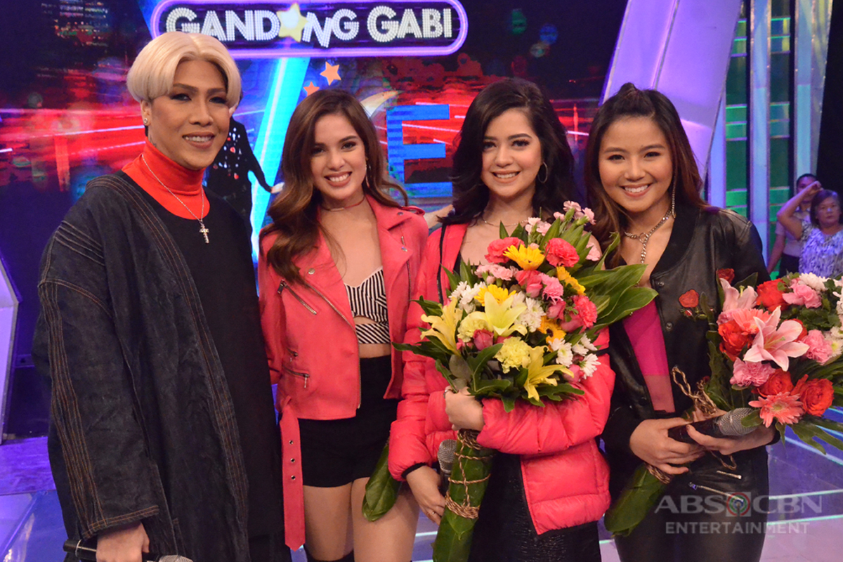 PHOTOS: Sue Ramirez, Michelle Vito and Miles Ocampo on GGV