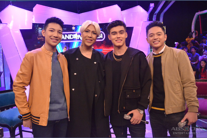 PHOTOS: #GGVPetmalu with Darren, Bailey and Jeremy