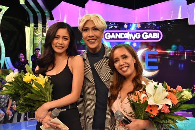 PHOTOS: #GGVHahaHalaKa with Kim Chiu and Kakai Bautista