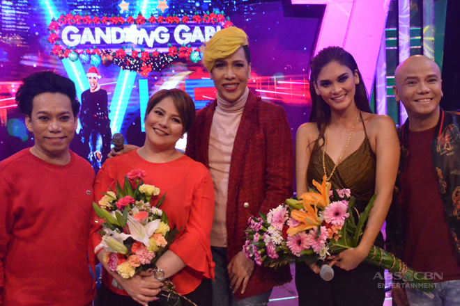 PHOTOS: The Revenger Squad Karla, Pia, Wacky and Lassy on GGV