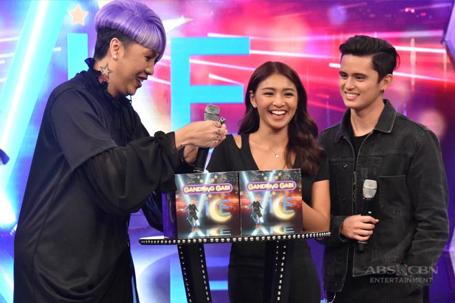 PHOTOS: #GGVSundate with James and Nadine