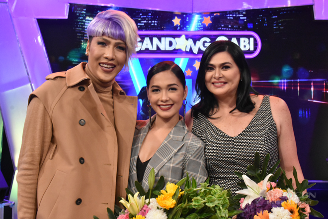 PHOTOS: #GGVWildLaughter with Maja Salvador and Aiko Melendez