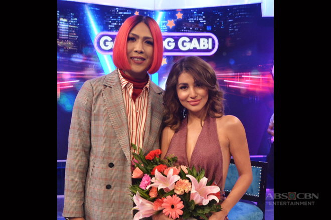 PHOTOS: #GGVSizzlingLaugh with Nathalie Hart
