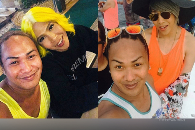 LOOK: The unkaboggable friendship of Vice Ganda and Negi in 30 photos!