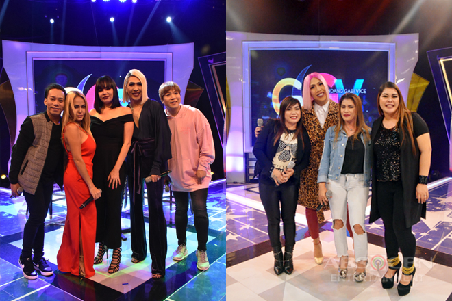 PHOTOS: #GGVDugtunganNgSaya with Aegis, Ethel Booba and K Brosas