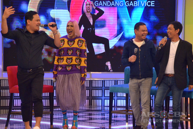 PHOTOS: #GGVKatawaYun with Bayani, Long and Jobert