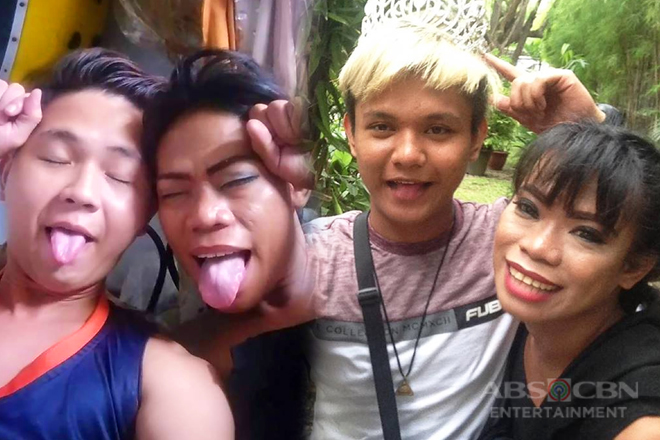 "Love wins! 15 Photos of Elsa Droga Mendoza with her ""Bal"""
