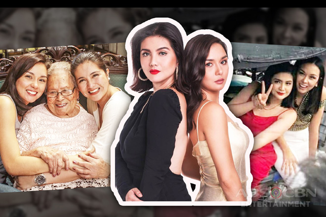 From supporting BFF roles to teleserye bida! Check out Dimples & Beauty's photos that show their admirable friendship off-cam!