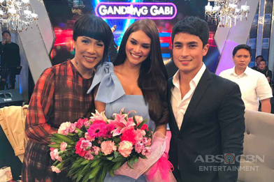 "Pia and Marlon in exclusive tell-all with Vice in ""Gandang Gabi Vice"""