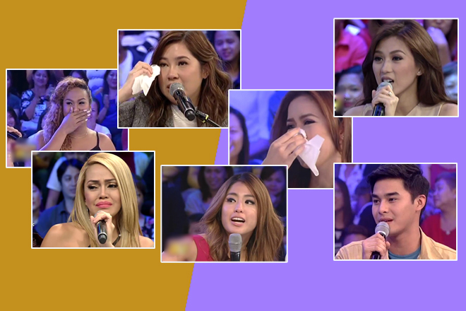 7 Guests who laughed through the tears on Gandang Gabi Vice