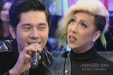 Paulo, kaya bang magkaroon ng kissing scene kasama si Vice?