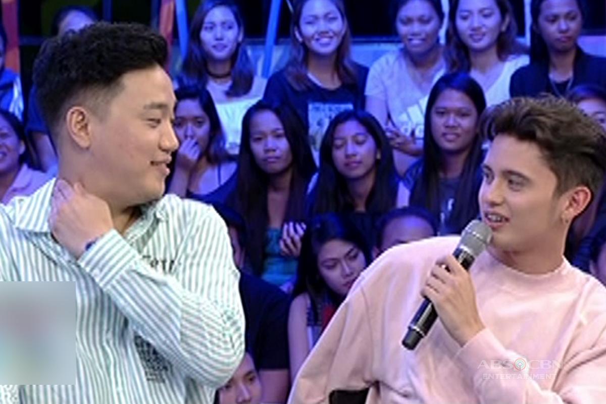 James, ni-reveal ang naging ultimate celebrity crush ni Ryan Bang