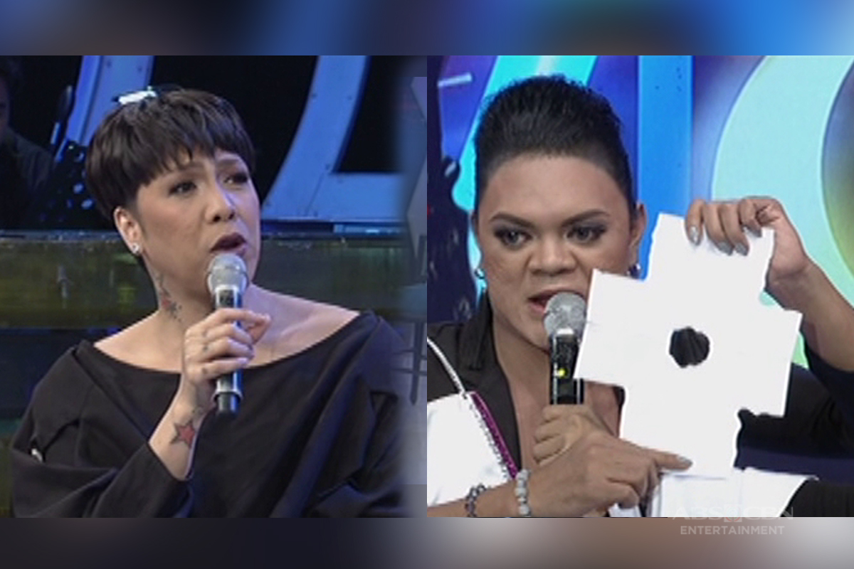 Juliana, pinabilib si Vice sa kanyang talent