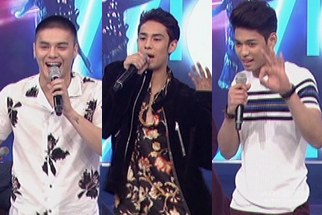 Ronnie, Donny, Ricci take on the Divisoria dance challenge!