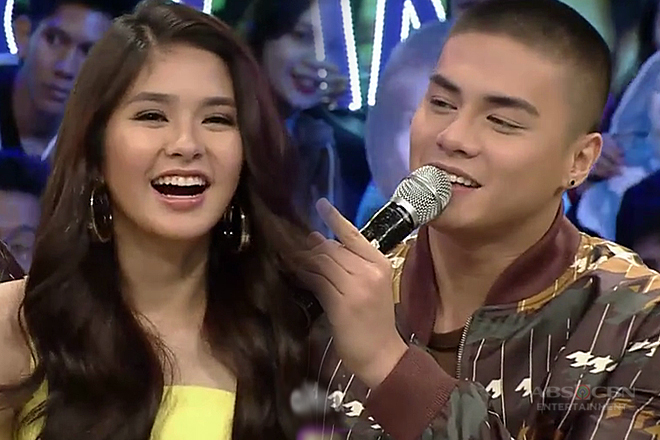 Bebe ko? Loisa and Ronnie drop hints about their relationship status