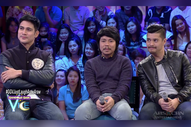 Piolo, Empoy at JC, sumailalim sa Guilty or Not Guilty challenge