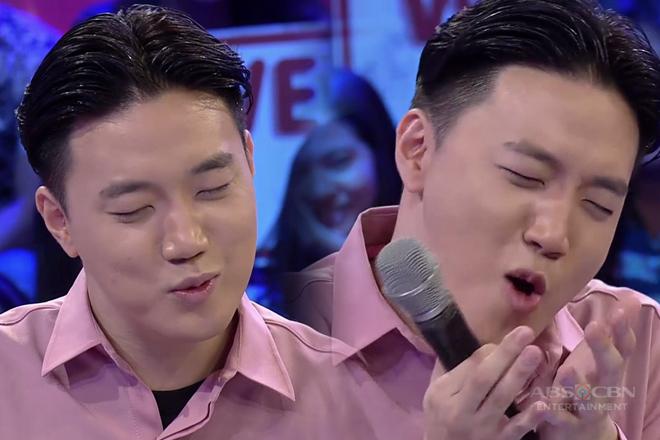 Ryan, ipinakita kung paano ang gagawin niya sa kanyang kissing scene