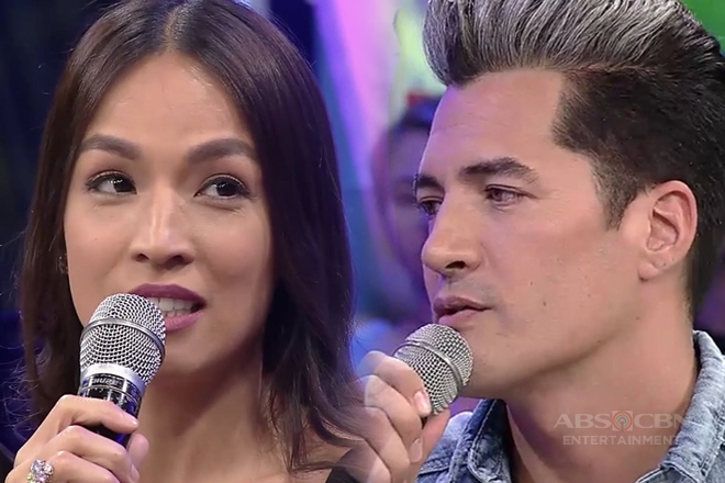 WATCH: Aubrey and Troy exchange anniversary vows