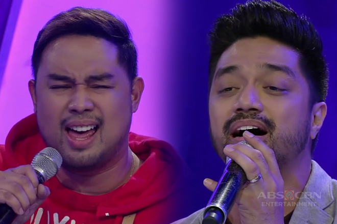 WATCH: Jed Madela and Nyoy Volante's soulful rendition of