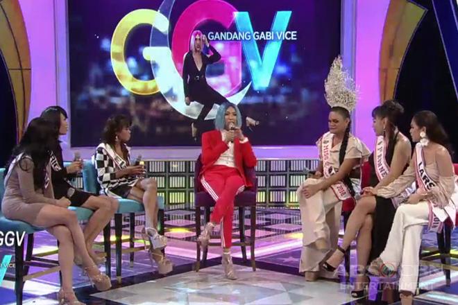 Vice Ganda, muling sinubukan ang husay sa sagutan ng Miss Q & A Top 6