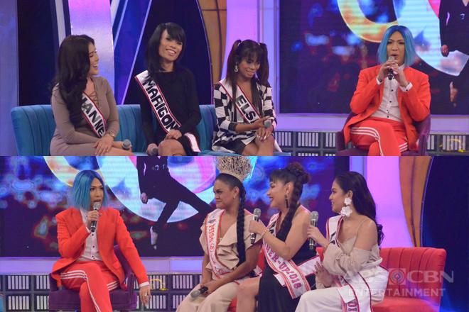 Paano ipakikilala ng Miss Q & A top 6 ang isa't isa?