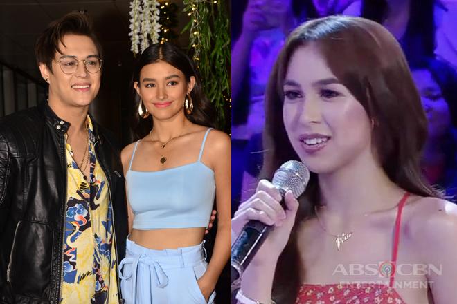 Julia asks Liza and Enrique: