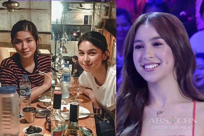 Ano nga bang nangyari noong biglang nag-bonding sina Julia at Loisa?
