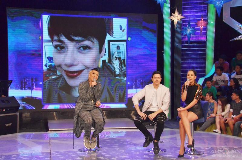 PHOTOS: Pasabog sa saya ang unang Sunday ng taon sa GGV with Magalona siblings Elmo and Maxene