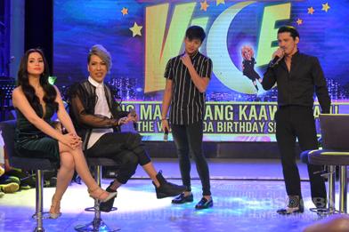 PHOTOS: Vice Ganda Birthday Special: Masayang KaAWRAhan with Mariel & Robin plus Daniel