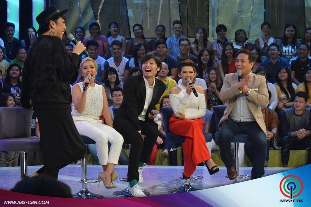 PHOTOS: Level up ang saya sa GGV kasama ang celebrity performers ng #YFSFNewSeason!