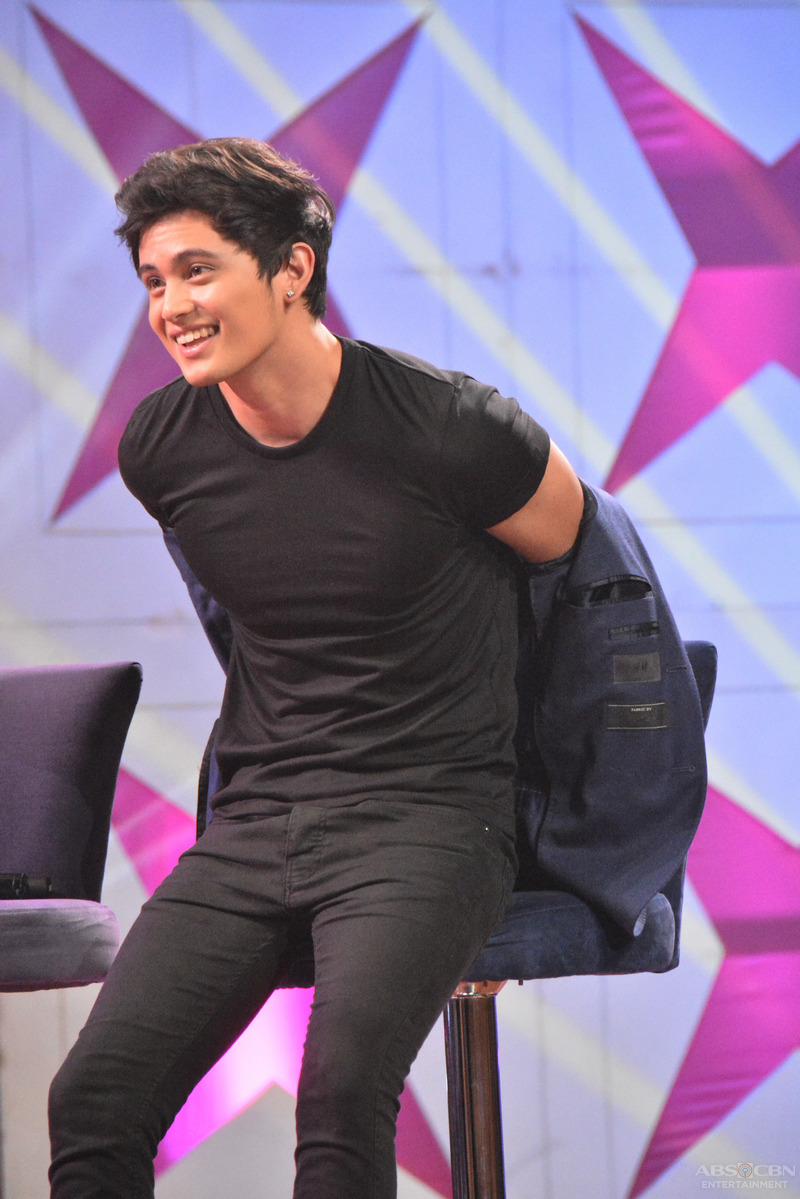 PHOTOS: Todo laugh trip sa GGV with Coco plus JaDine