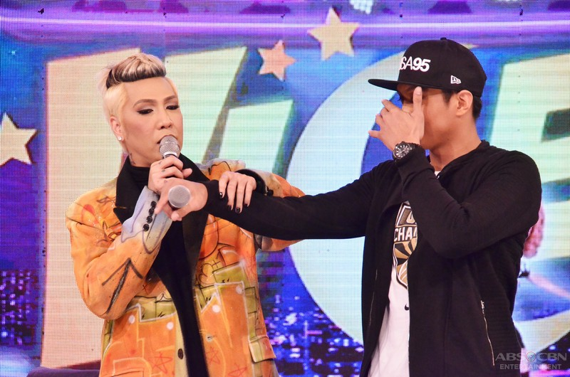 PHOTOS: Laugh trip on GGV with FEU Tamaraws