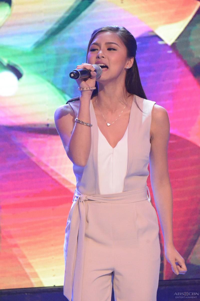 PHOTOS: Pasabog na performance ni Kim sa GGV