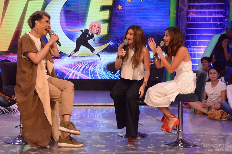 PHOTOS: #GGVSisterGoals with Anne and Jasmine Curtis