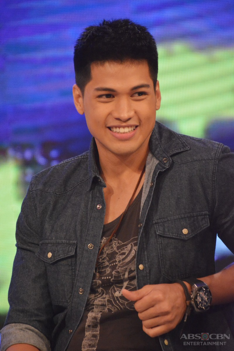 PHOTOS: It's Raining Men on GGV with Vin, Victor and RK