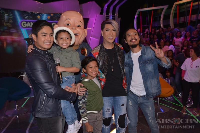 PHOTOS: Kulitan at tawanan sa GGV kasama sina Coco, Pepe, Aura at Onyok