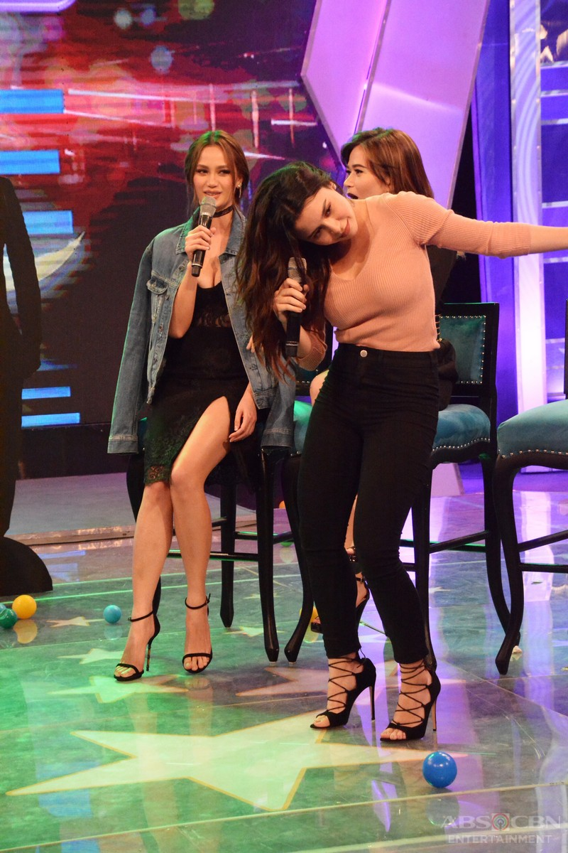 PHOTOS: #GGVCampSaya with Arci, Bela and Yassi