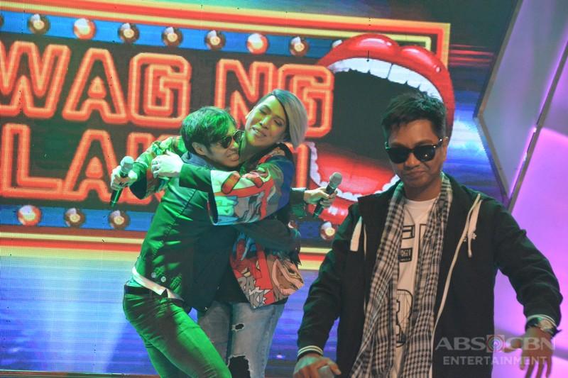 PHOTOS: Tawag Ng Talakan on GGV with Kean and Eric