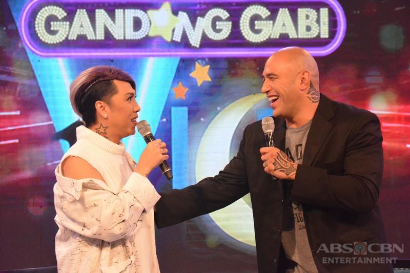 PHOTOS: #GGVBiritAtBanat with Jaya and Brandon Vera