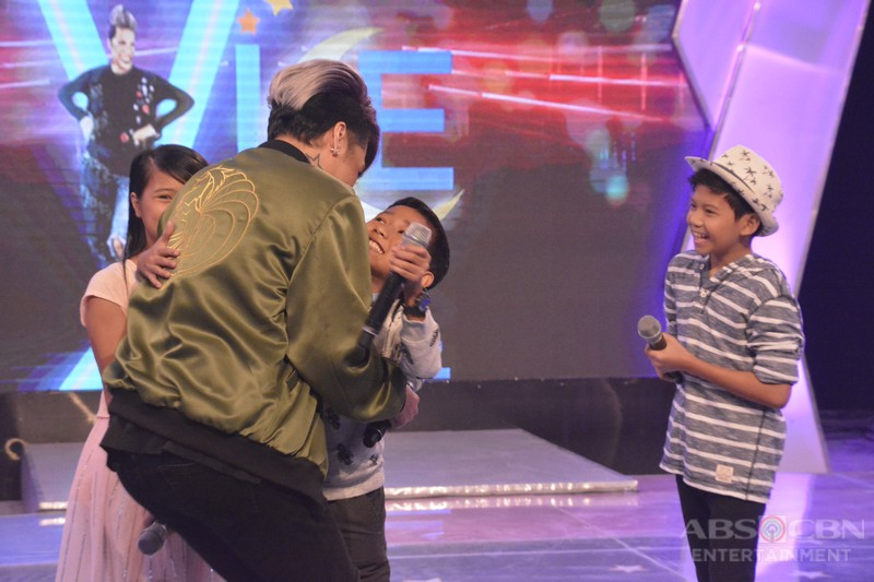 PHOTOS: The Voice Kids Final 3, makikipagkulitan kay Vice sa GGV