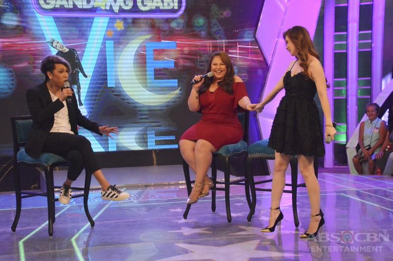 PHOTOS: #GGVTawaNaBes with Karla and Sunshine